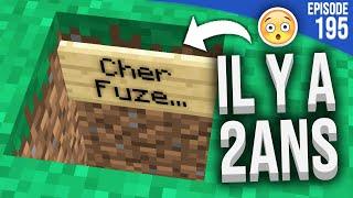 J'AURAIS PRÉFÉRÉ NE PAS TROUVER CE PANNEAU... | Minecraft Moddé S4 | Episode 195