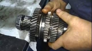 Механическая КПП причина движения автомобиля на нейтрале плохое переключение передач