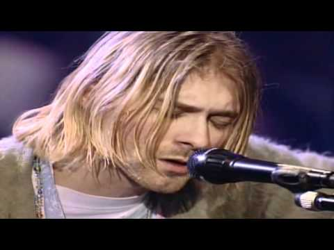 Nirvana - Where Did You Sleep Last Night [HD]