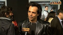 """""""Extra"""" Talks with Richard Grieco at the '21 Jump Street' Premiere"""