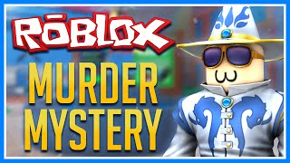 ROBLOX Gameplay | Murder Mystery 2 | MLG Trickshot Sheriff KreekCraft