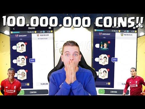 IK HEB DE 100.000.000+ COINS IN PACYBITS!!