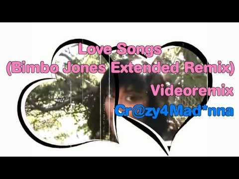 Anjulie - Love Songs (Bimbo Jones Extended Remix)