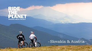 """RideThePlanet: Mountain bike - Slovakia and Austria"""