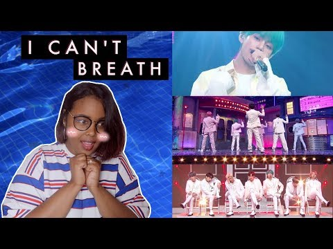 BTS Make it Right + DIONYSUS + Boy With Luv COMEBACK Special Stage | M COUNTDOWN REACTION