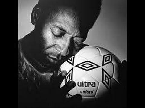Porque dizem que Pelé foi o melhor ♛