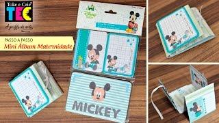 Kit Cartões para Scrap Momentos Disney - Toke e Crie - COMPARTILHE!