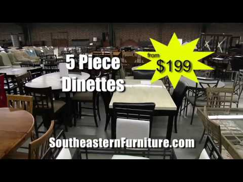 Southeastern Furniture Massive Furniture Sell Off   Spot 1