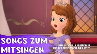 """Sofia die Erste """"Untauglich als Prinzessin"""" - Tolle Songs zum Mitsingen - auf DISNEY JUNIOR"""