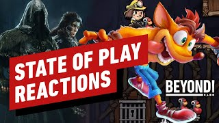 PS4, PS5, PSVR State of Play Reactions - Beyond! Episode 661