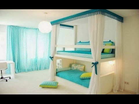 Childrens Double Bed Designs And Ideas