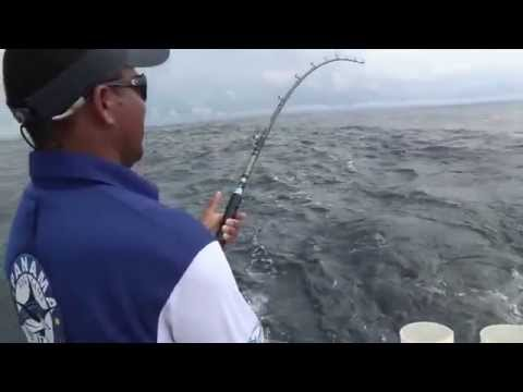 Angler West TV Panama Big Game Fishing Club