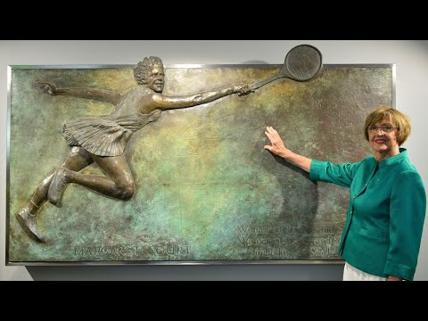 Margaret Court 'is entitled to her opinion': Newman