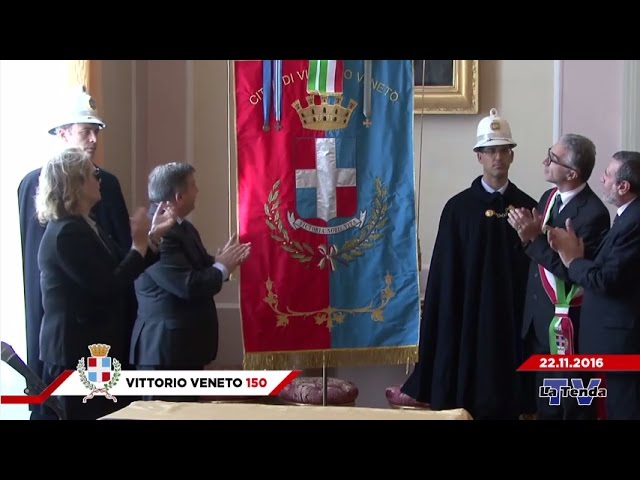 VITTORIO VENETO 150 - Cerimonia ufficiale
