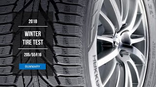2018 Winter Tire Test Results | 205/55 R16