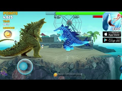 Beli semua hiu di game hungry shark evolution from YouTube · Duration:  5 minutes 9 seconds