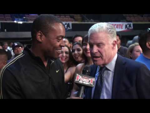 Exclusive JIM LAMPLEY REACTION Mayweather vs McGregor press tour & fight