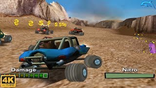 Offroad Extreme! - Wii Gameplay 4k 2160p (DOLPHIN)