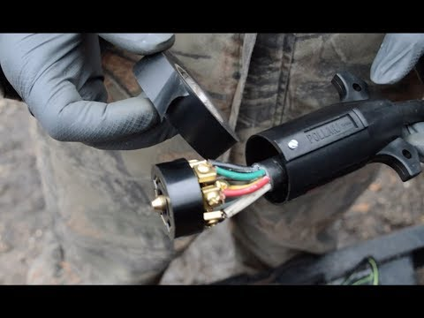 How To Replace Your 7 Way Trailer Plug