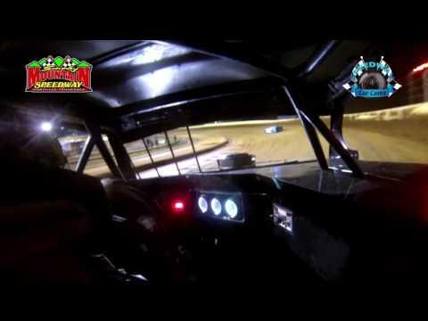 #X Brandon Hutchinson - Street Stock - 4-1-17 Smoky Mountain Speedway In-Car Camera