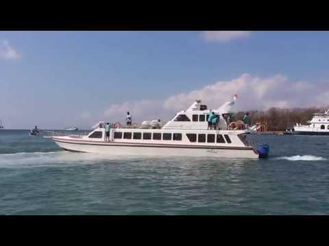Fast Boat ke Gili Trawangan Dari Bali Semaya One Fast Cruise