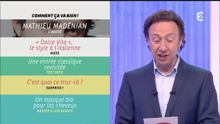 [INTÉGRALE] Comment ça va bien ! 14/04/2016 P1 MATHIEU MADENIAN #CCVB