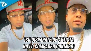 ¡Rochy RD! Le Manda Mensaje A Las Personas Que Lo Comparan Con Otros Artistas
