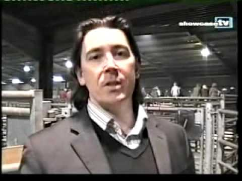richard D Hall -SILENT KILLERS- cattle market