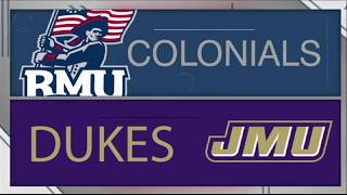 Colonial Sports Center: RMU Football vs. James Madison University