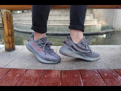 new arrival d0693 f1838 BEST REPS: YEEZY BOOST 350 V2 BELUGA 2.0 ON FOOT
