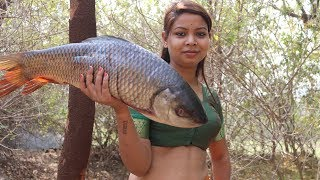 Full Fish Fry Recipe  Simple and Delicious Fried Fish Recipe  Food On Road