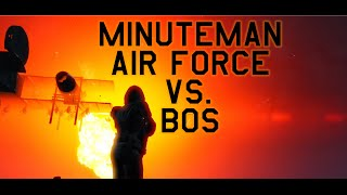 Minutemen Air Force vs. Brotherhood of Steel [Fallout 4]