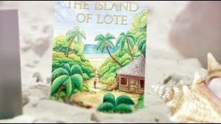 The Island of Lote third book trailer