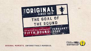 Goal of the Fifth Round –Scott Arfield (Rangers) | William Hill Scottish Cup 2019-20