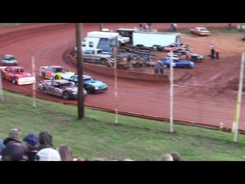 Winder Barrow Speedway Modified Street Feature Race 4/2/16