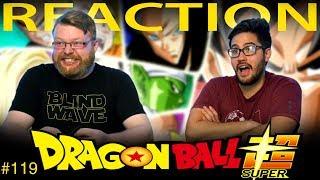 Dragon Ball Super [ENGLISH DUB] REACTION!! Episode 119