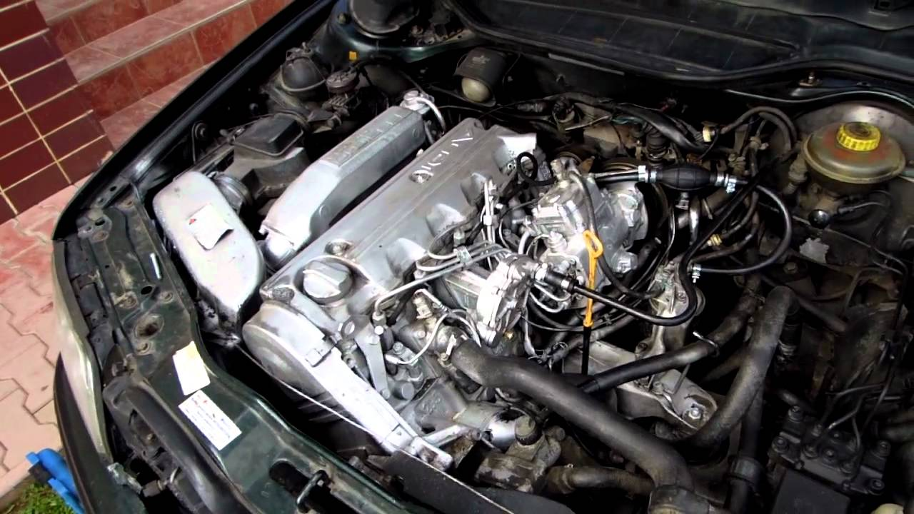Audi A6 C4 2 5tdi Aat Engine Quot Metal Quot Knocking Youtube