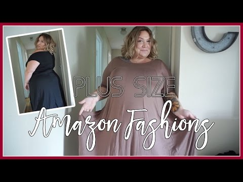 Plus Size Amazon Clothing Haul and Review