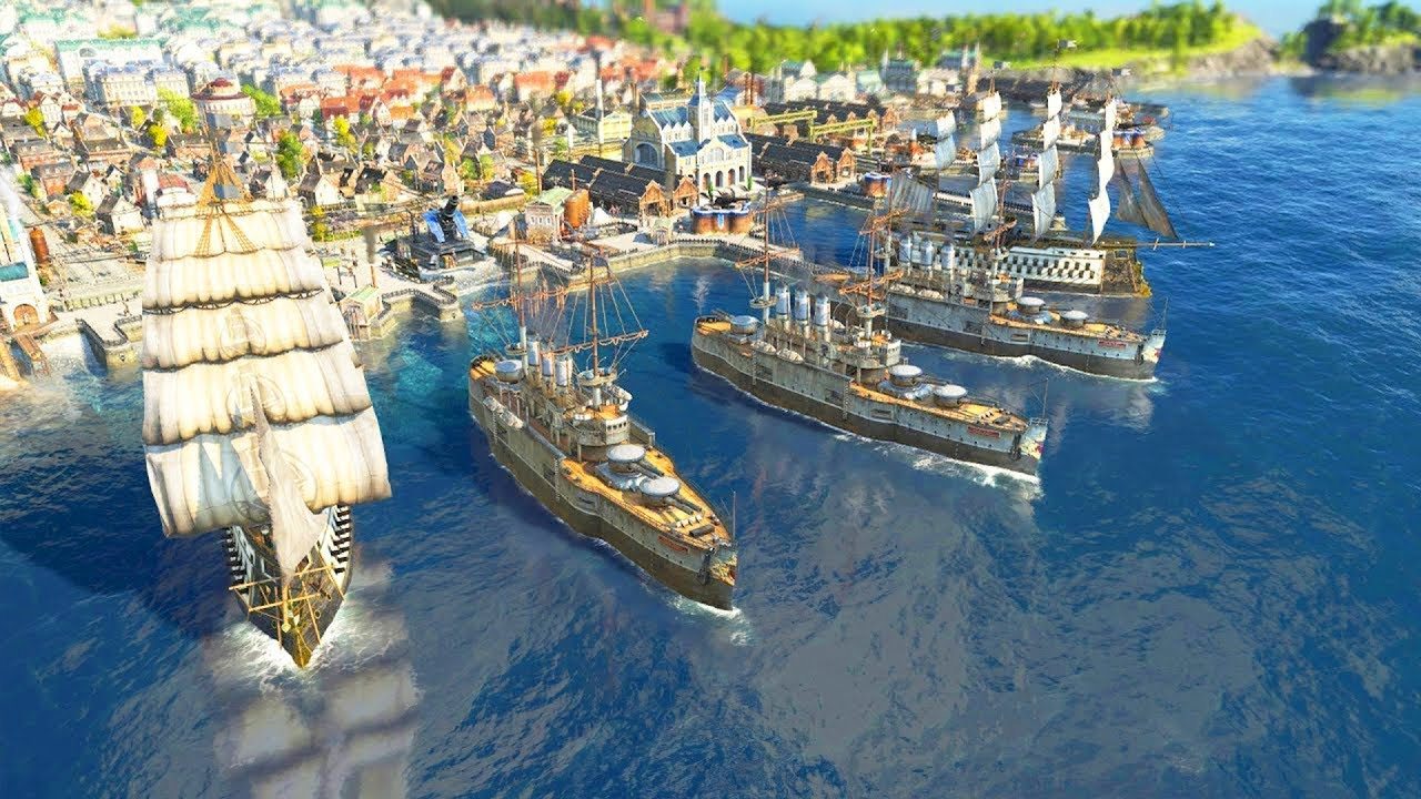 anno 1800 how much oil per power plant