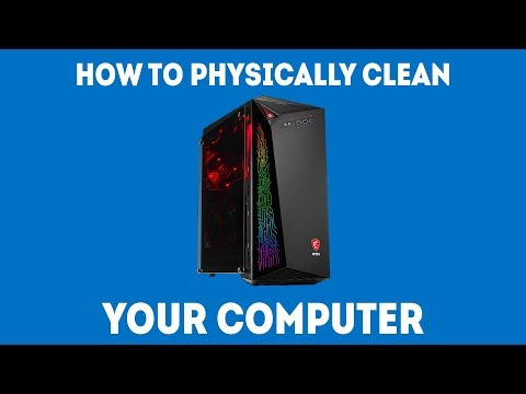 How To Physically Clean Your Computer [Simple Guide]
