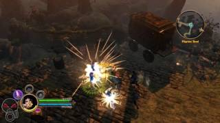 Dungeon Siege III | PC Gameplay | 1080p HD | Max Settings