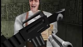 GoldenEye 007 - Aztec - Secret Agent