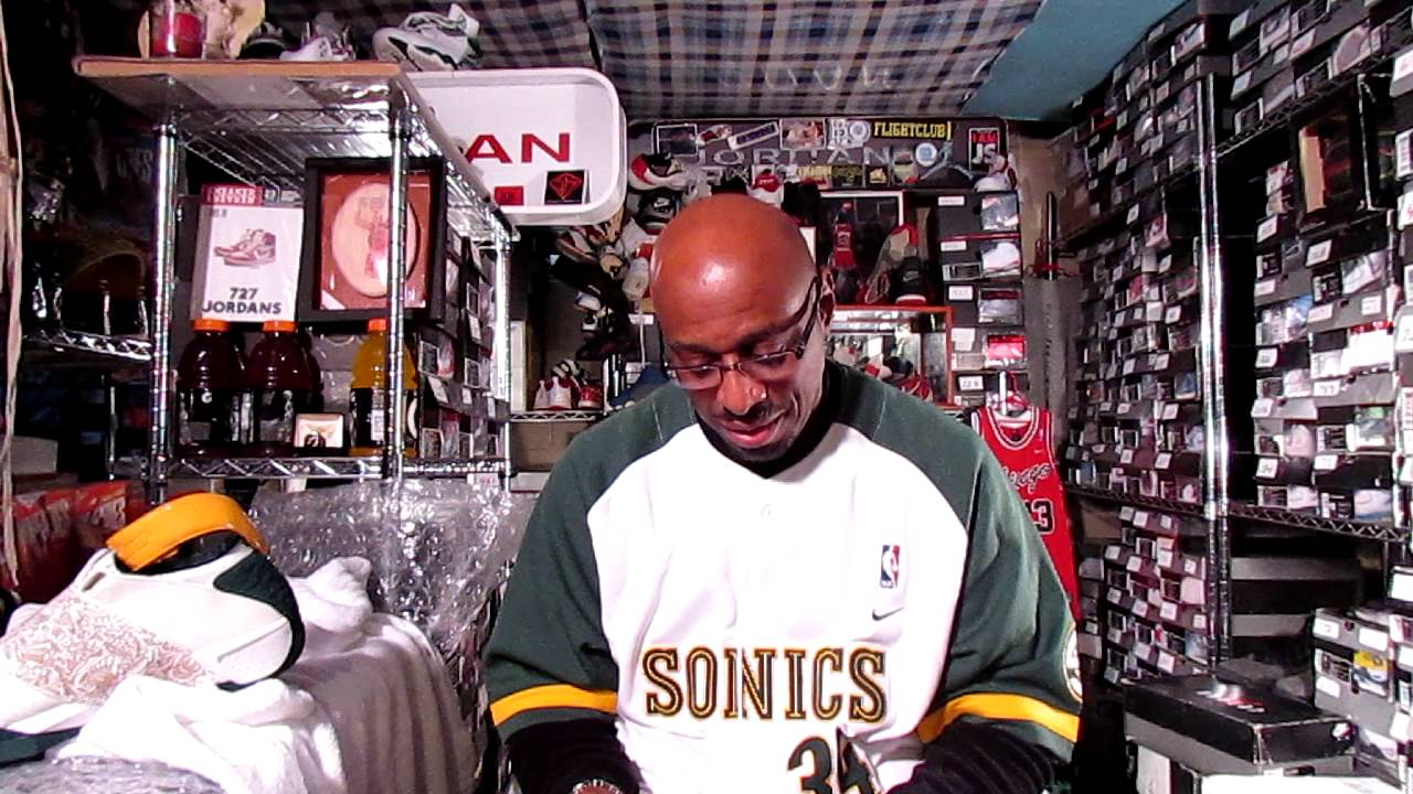 Ray Allen PE XX From Sonics S O To GunsAndGloves