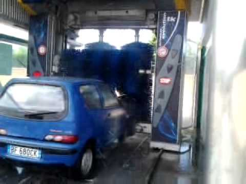 Ryko Car Wash Scanner