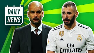 Karim Benzema is BACK, Man City v Arsenal + Transfer Deadline Day round-up ► Onefootball Daily News