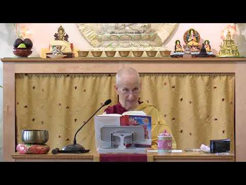 30 Samsara, Nirvana, and Buddha Nature: Factors Causing Afflictions to Arise 07-30-21