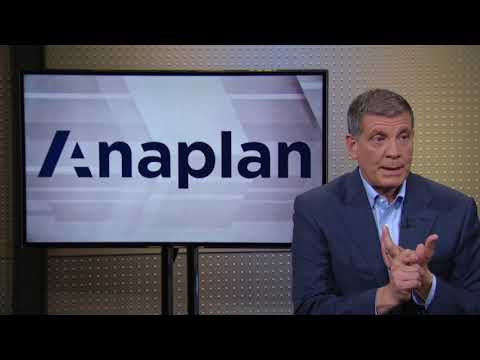 Anaplan CEO: Demand for Financial Planning | Mad Money | CNBC