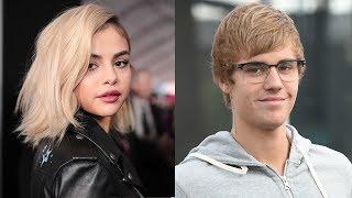Justin Bieber Loves Selena Gomez's New Blonde Hair?