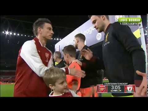 Liverpool vs Arsenal 3-3 - Highlights & Goals Resumen & Goles 2017 HD (Last Match)