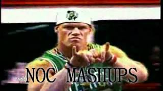 John Cena and Scarface Mashup: Basic G-Codanomics